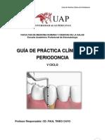 Guía de Práctica Clínica de Periodonciaaaa
