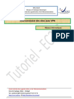 Rapport Abdel VPN Site to Site