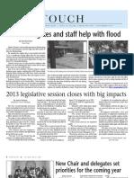 Fall 2013 Employee Forum Newsletter