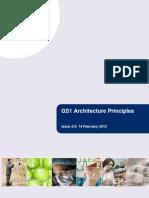 GS1 Architecture Principles