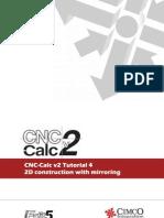 CIMCO CNC-Calc 2 Tutorial 4