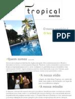 Apresentação Casa Brisa Tropical Salvador