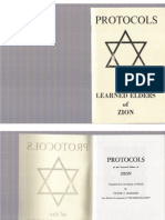 Protocols of the Learned Elders of Zion (Original Book)