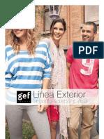 Catalogo Linea Exterior Gef 2-2013