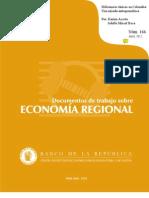 Diferencias étnicas en Colombia - mirada antropométrica - BanRep