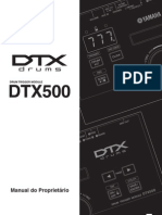 Dtx500 Manual