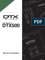 Dtx500 Manual