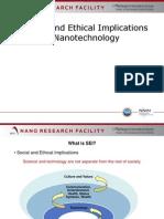 NRF Nano Ethics