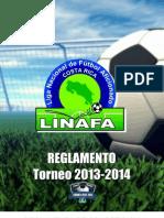 REGLAMENTO 2013 - 2014