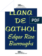 7190039 Burroughs Edgar Rice Marte 10 Llana de Gathol