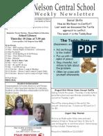 NCS 17th June Newsletter