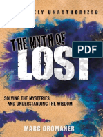 """The Myth of Lost"" Sample Chapters"