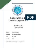 Lab. de Quimica I