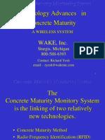 Technology Advance Maturity