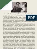 Andreu Nin_La resurrección de una muerte - Edgar Morin