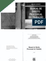 Mauro Schiavi - Manual de Direito Processual do Trabalho, 2ª ed. (2009)