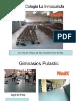 Presentacion Ventajas Piso Pulastic Power Point