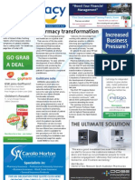 Pharmacy Daily for Tue 03 Sep 2013 - FIP on pharmacy transformation, Chemmart awards, Priceline beauty campaign, GSK PATY award and much more
