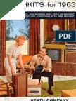 Heathkit Catalogue (1963)
