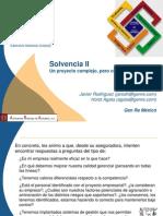 Solvencia II Un Proyecto Complejo
