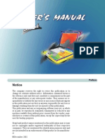 888E Manual