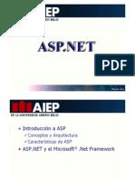 Taller de Prog. Internet Servidor - Intro ASP.pptx
