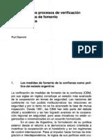 DIAMINT, RUT.- Argentina y Los Procesos...