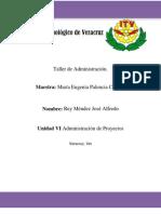 6. Investigacion Administracion de proyectos.docx