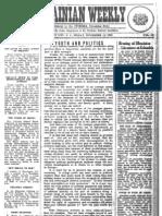 The Ukrainian Weekly 1935-46