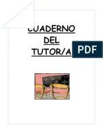 Cuaderno Del Tutor Madrid