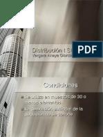 Distribucion t Student