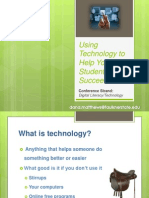 using technology to help your students succeed presentation