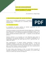 Contrato Plurilateral y Contrato Bilateral