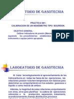 Laboratorios de Gasotecnia