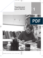 Model of Teaching and Developing as a Teacher