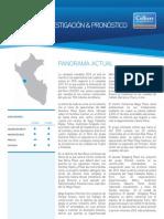Ejemplo de Reporte de Pronosticos de Ventas