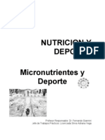 micronutrientes deporte