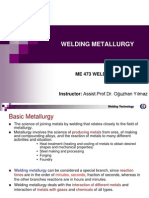 Welding Metallurgy Part I