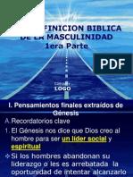 Sesion 17 Una Definicion Biblica de La Masculinidad