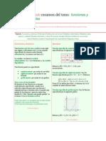 Funciones y Modelos Lineales.