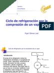 Ciclo de Refrigeracion Por La Compresion de Un