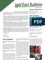 PE Bulletin September 2013