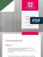 Dermatitis Alérgica