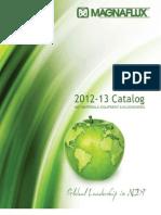 Magnaflux 2012-2013 Catalog