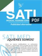 Publicidad Alternativa  SATI MED
