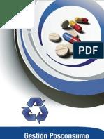 Gestión posconsumo de residuos de medicamentos