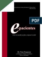 Libro Blanco de Los e Pacientes