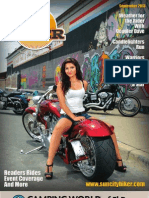 Sun City Biker - Sept 2013