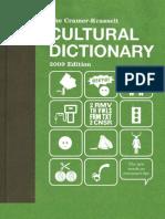 Cramer Krasselt Cultural Dictionary 2009