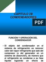 CAP 2B Condensadores